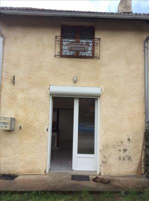 Maison ancienne cosne cours sur loire - 3 pièce (s) - 45 m²