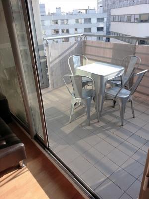 3 pièces meublés + Terrasse