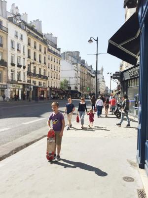 Cession de bail - Boutique - 26 m2 - Paris 4ème - Photo