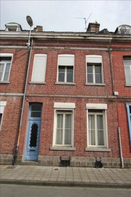 MAISON DE VILLE DOUAI - 9 pièce(s) - 192 m2