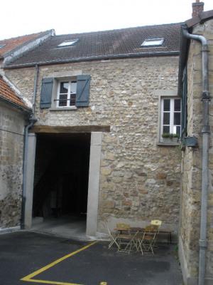 Appartement F4 en duplex à cergy village