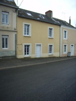 Maison de bourg T4