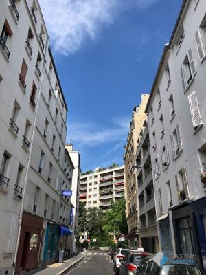 Appt 2 pièces - 39m² - quartier montsouris-tombe issoire