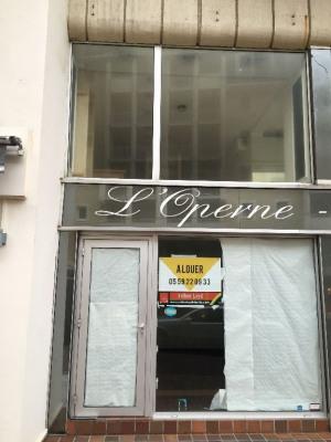 Location Boutique Biarritz