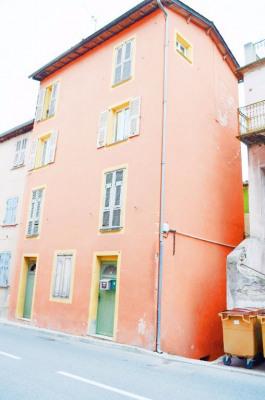 Appartement L Escarene 1 pièce (s) 24,67 m²