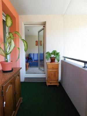 Appartement 3 pièces avec balcons et garage début Koenigshoffen