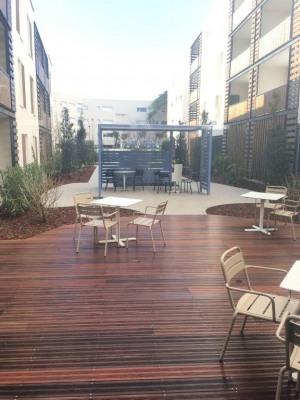 Appartement T2 avec terrasses résidence sénioriales