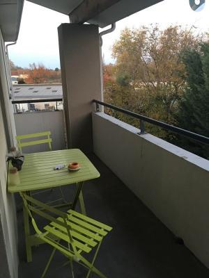 T2 avec grand balcon