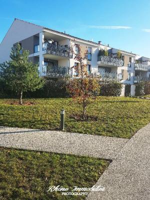 Appartement Meyzieu 3 pièces 64.42 m²