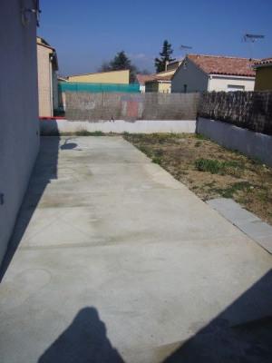 Villa de plain pied T4 avec extérieur