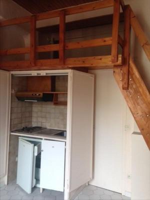 Studio + mezzanine