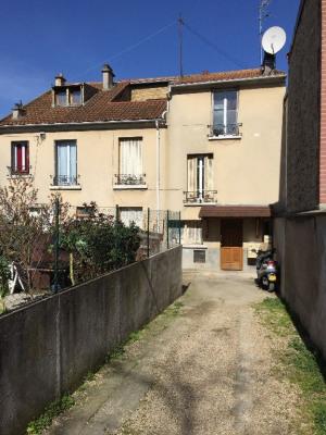 Appartement Nanterre 2 pièce (s) 27.25 m²