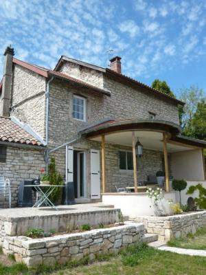 Maison de charme en pierre