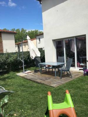 T3 70 m² - nickel – bbc - jardinet Ayguesvives §