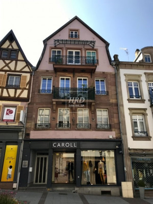 Grand rue à saverne