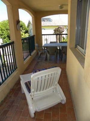 Location vacances appartement Bandol 580€ - Photo 10