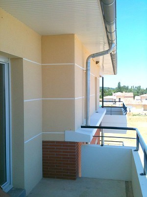 Location appartement Leguevin 600€ CC - Photo 2