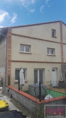 Verfeil Maison T4 entièrement rénovée, tout à pied !