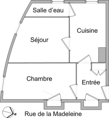 18 rue de la madeleine