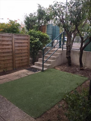 F2 - 46 m² + Jardin