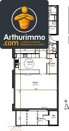 Vente appartement Pau 290000€ - Photo 2
