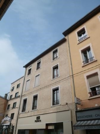 Rental apartment Oullins 401€ CC - Picture 1