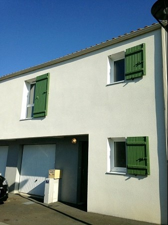 Rental house / villa Aubigny 630€ +CH - Picture 1