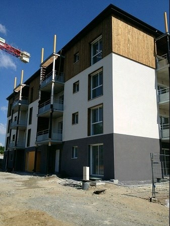 Rental apartment La roche sur yon 415€ CC - Picture 1