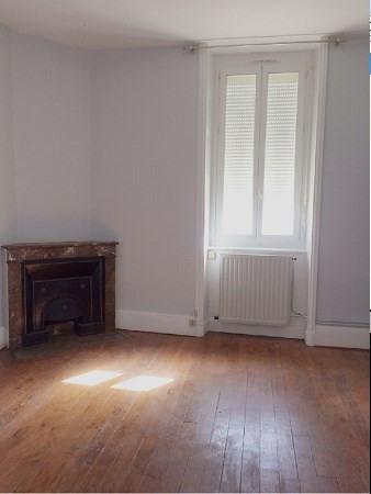 Affitto appartamento Fontaines sur saone 465€ CC - Fotografia 1