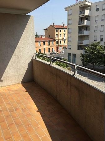 Affitto appartamento Villeurbanne 760€ CC - Fotografia 1