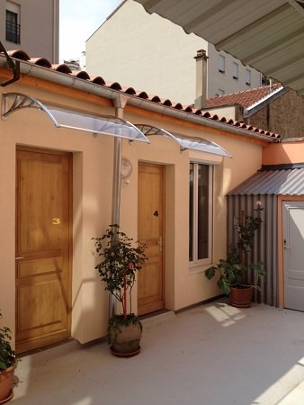 Locação apartamento Villeurbanne 390€ CC - Fotografia 1