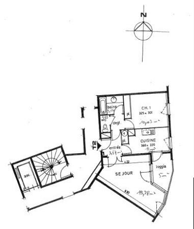 Affitto appartamento Villeurbanne 720€ CC - Fotografia 4