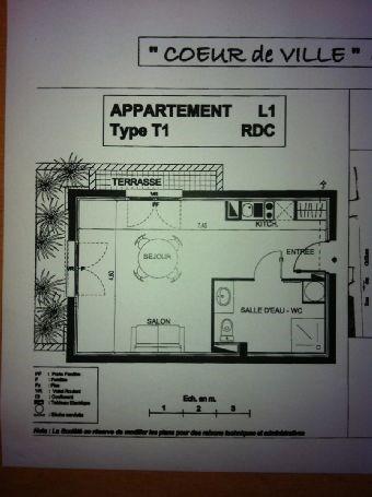 Rental apartment Labenne 344€ CC - Picture 2