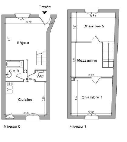 Location appartement Villefranche sur saone 534,50€ CC - Photo 9