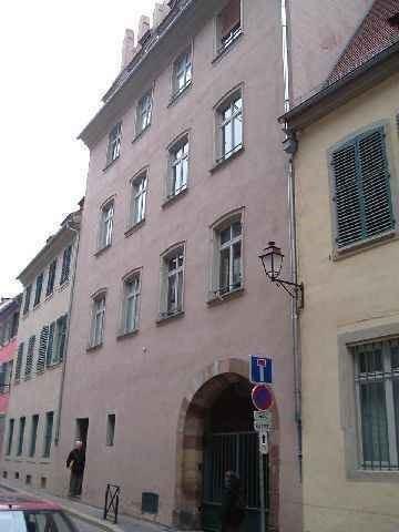 Location appartement Strasbourg 525€ CC - Photo 1