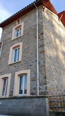 Venta  casa Aurec-sur-loire 176000€ - Fotografía 1