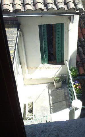 Vendita nell' vitalizio di vita casa Saint-georges-de-luzençon 35000€ - Fotografia 6