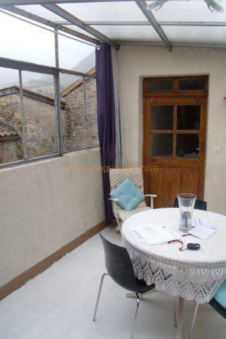 Vendita nell' vitalizio di vita casa Saint-georges-de-luzençon 35000€ - Fotografia 3