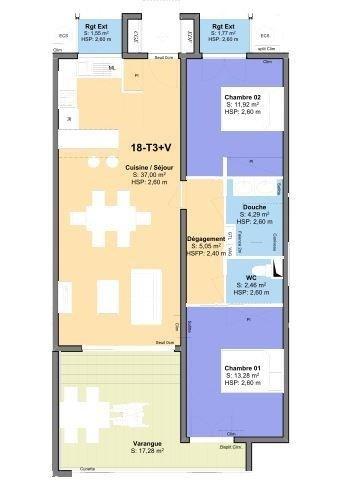 Vendita appartamento St leu 368940€ - Fotografia 2