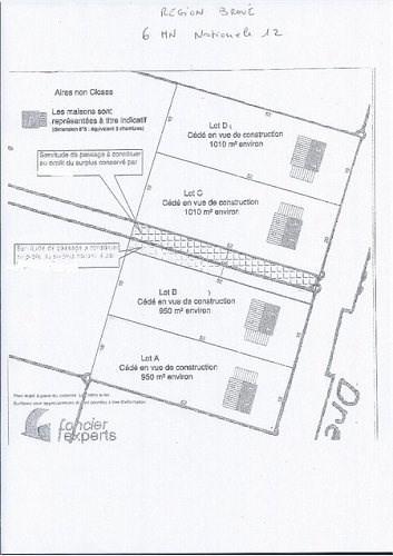 Vente terrain Chapelle forainvilliers 86000€ - Photo 2
