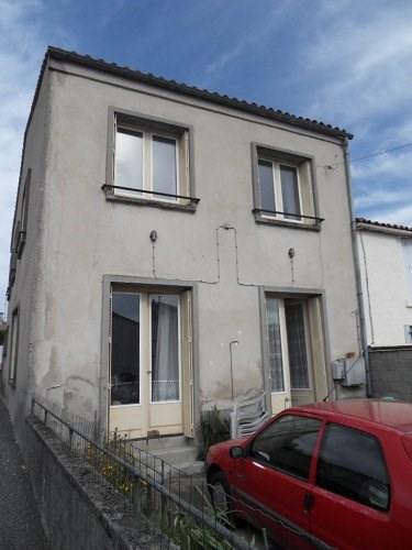 Sale house / villa Boutiers st trojan 65100€ - Picture 1