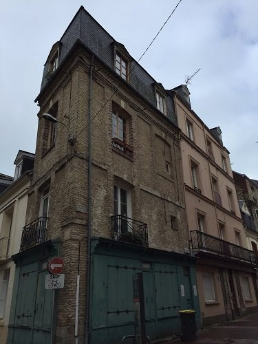 Investment property building Dieppe centre 148 000€ - Picture 1