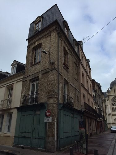 Investment property building Dieppe centre 148 000€ - Picture 3