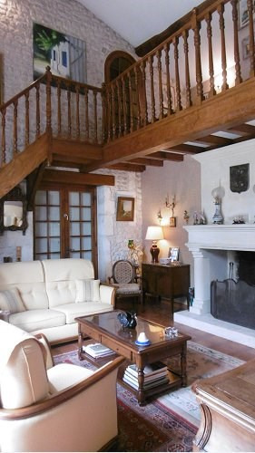 Sale house / villa 10 mn sud cognac 267500€ - Picture 4
