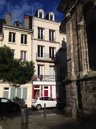 Investment property building Dieppe 376 000€ - Picture 1