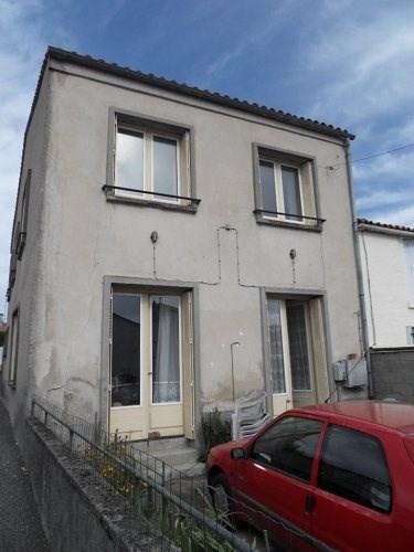 Vente maison / villa Boutiers st trojan 75950€ - Photo 1