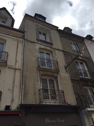 Sale building Dieppe 280 000€ - Picture 2