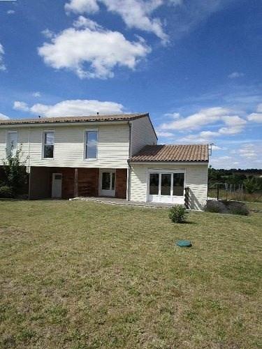 Vente maison / villa Entre cognac et jarnac 165850€ - Photo 1