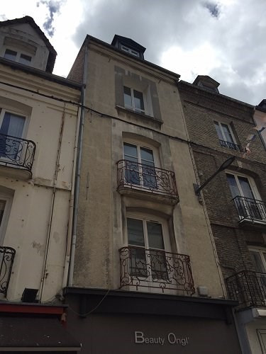 Sale building Dieppe 280 000€ - Picture 1