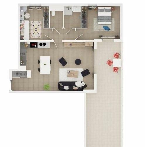 Vente appartement Ajaccio 204000€ - Photo 2